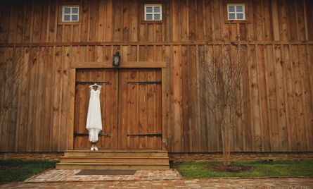 Barn Wedding Venu
