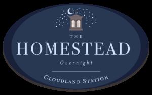 Homestead Overnight Logo